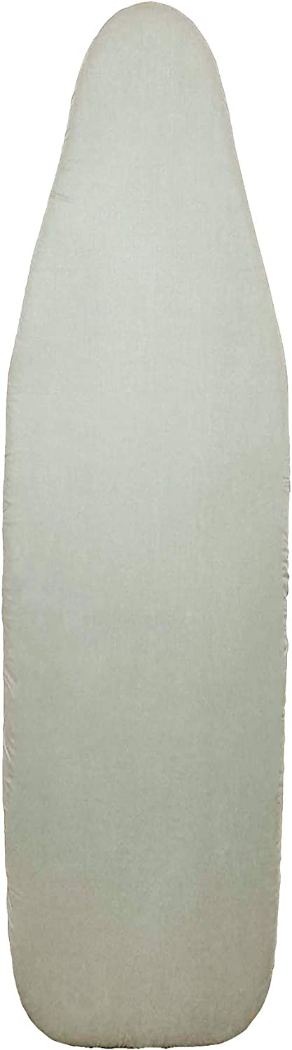 13-15 W x 53-55 L Grey Dash Homz 1905044 Ultimate Replacement Cover and Pad for Standard Width Ironing Board