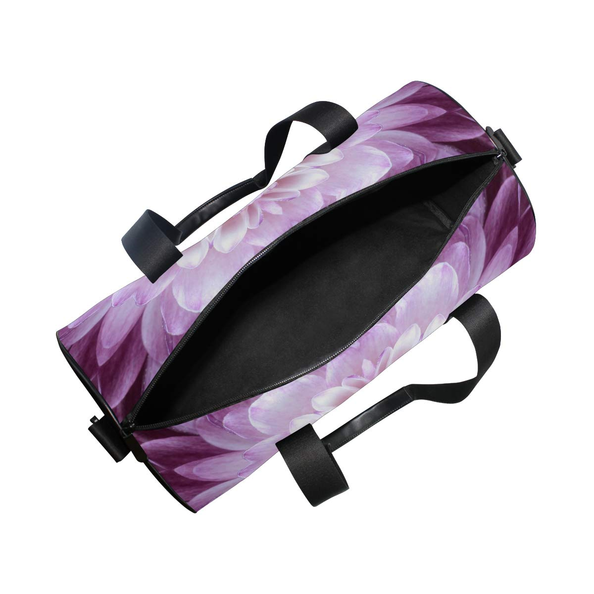 Mandala Bohemian Yoga Sports Gym Duffle Bags Tote Sling Travel Bag Patterned Canvas with Pocket and Zipper For Men Women Bag by EVERUI (Image #5)