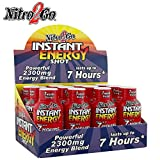 7 hour energy - Nitro2Go Instant Energy - Wild Berry 2 Ounce (Pack of 12)