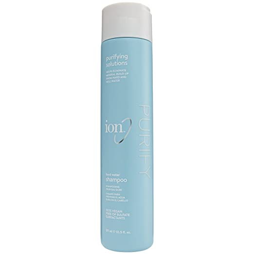 3. Hard Water Shampoo - Best Chelating Shampoo for Color-Treated Hair