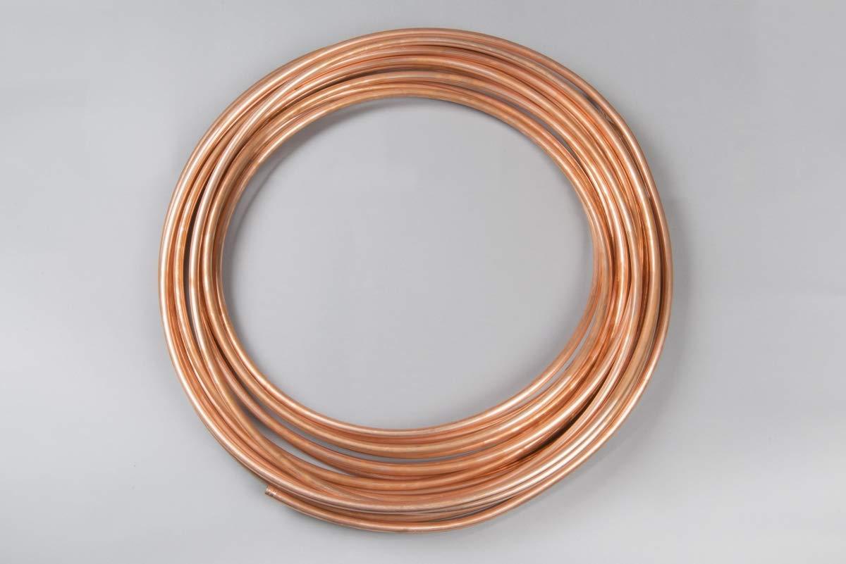 1m Tubo di Rame per Impianti di Refrigerazione e Aria Condizionata Climatizzatori /Ø=12mm