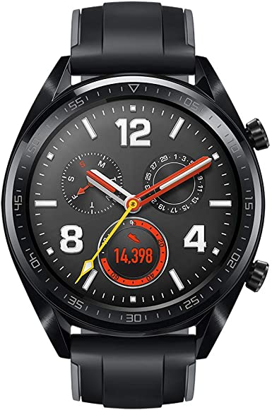 HUAWEI Watch GT (2018) GPS, Bluetooth Smartwatch, 1.39