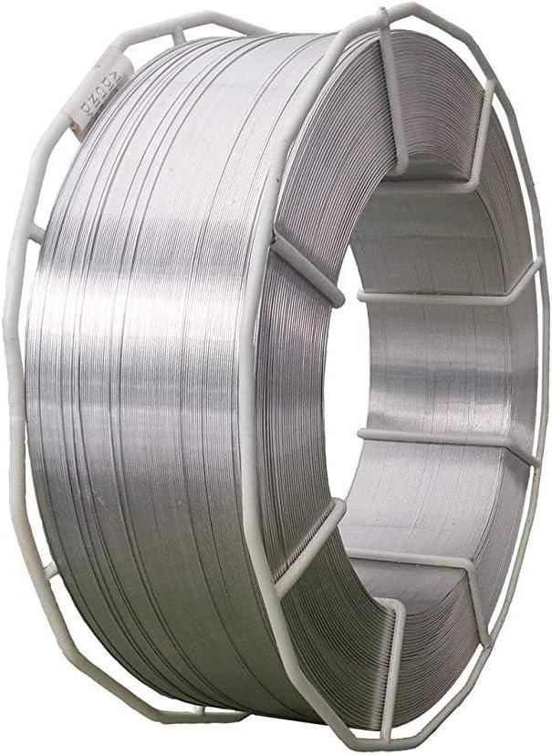 Mtc AlSi12 3.2585 Aluminio Hilo para Soldadura 1,2mm Alambre