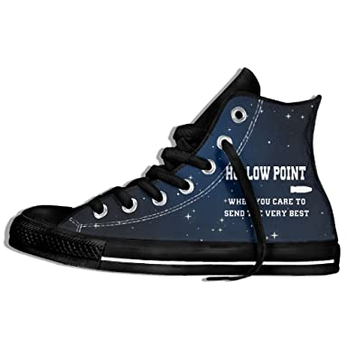 20fae05568ae Amazon.com: Hollow Point Send The Very Best High Top Classic Casual ...
