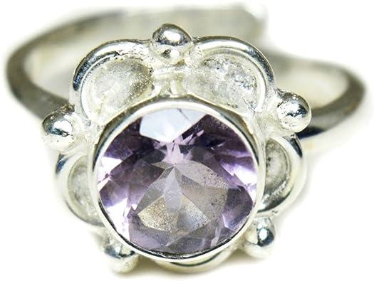 Amethyst Ring Adjustable Ring