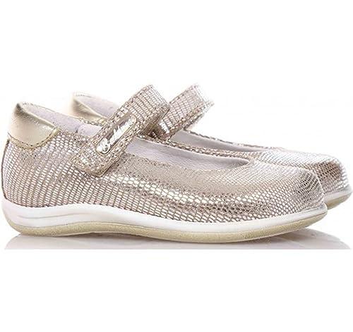 BALDUCCI Scarpe Baby Ballerina in Pelle Platino 94405  Amazon.co.uk  Shoes    Bags 642a451f144
