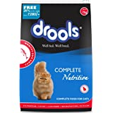 Drools Tuna & Salmon Adult Cat Food, 7kg (20% Extra Free Inside*Limited Offer Stock)