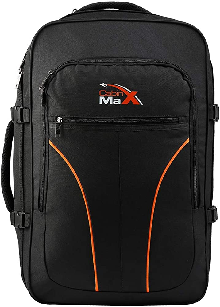 Cabin Max Tallinn Backpack Certified to Birds with Easy Jet 55 x 40 x 25 cm