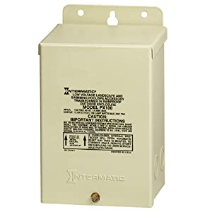 Intermatic PX100 Pool Light Safety Transformer