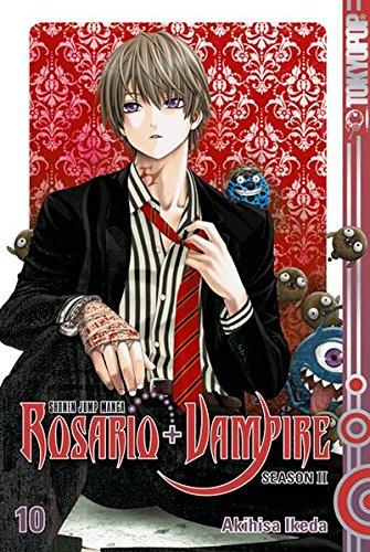 Rosario + Vampire Season II 10: Die Kriegserklärung