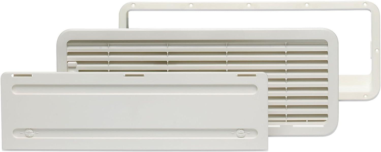 Dometic LS200 Fridge Bottom Ventilation Grill, White