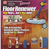 Rejuvenate Cabinet & Furniture Cleaner and Restoration Kit For Small Jobs – Includes Microfiber Mitt Applicator and Wood Furniture Repair Markers - 9 Piece Kit