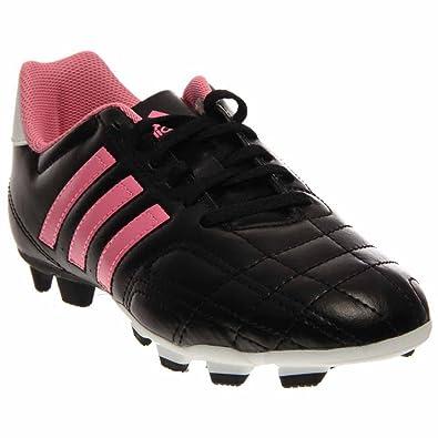new concept 7b07e 7e3fc adidas Performance Chaussures de Football Goletto IV TRX J Firm-Ground  Soccer Taquet - Noir