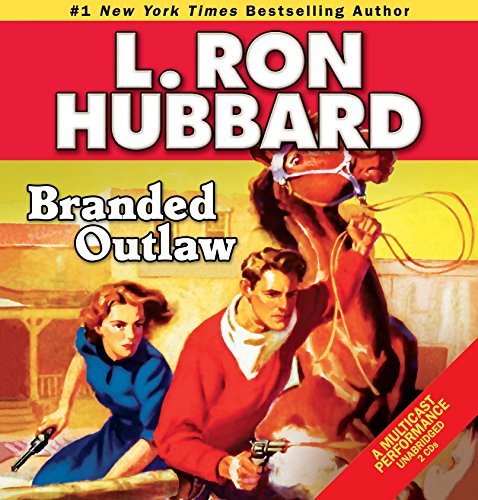 Branded Outlaw (English and English Edition)