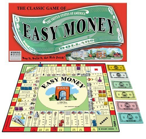 Easy Money Board Game - 2