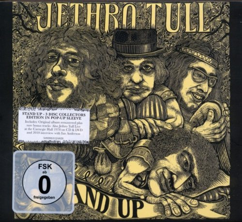 Image result for stand up-jethro tull