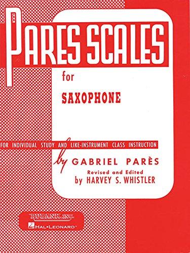 Pares Scales: Saxophone