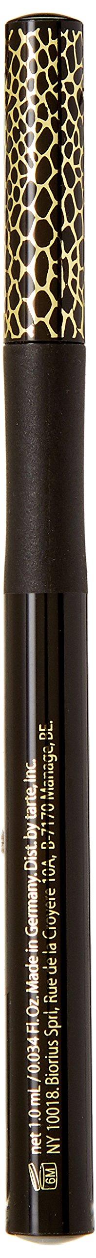 tarte Lights, Camera Lashes Precision Longwear Eyeliner in Black 0.034 FL OZ by Tarte (Image #4)