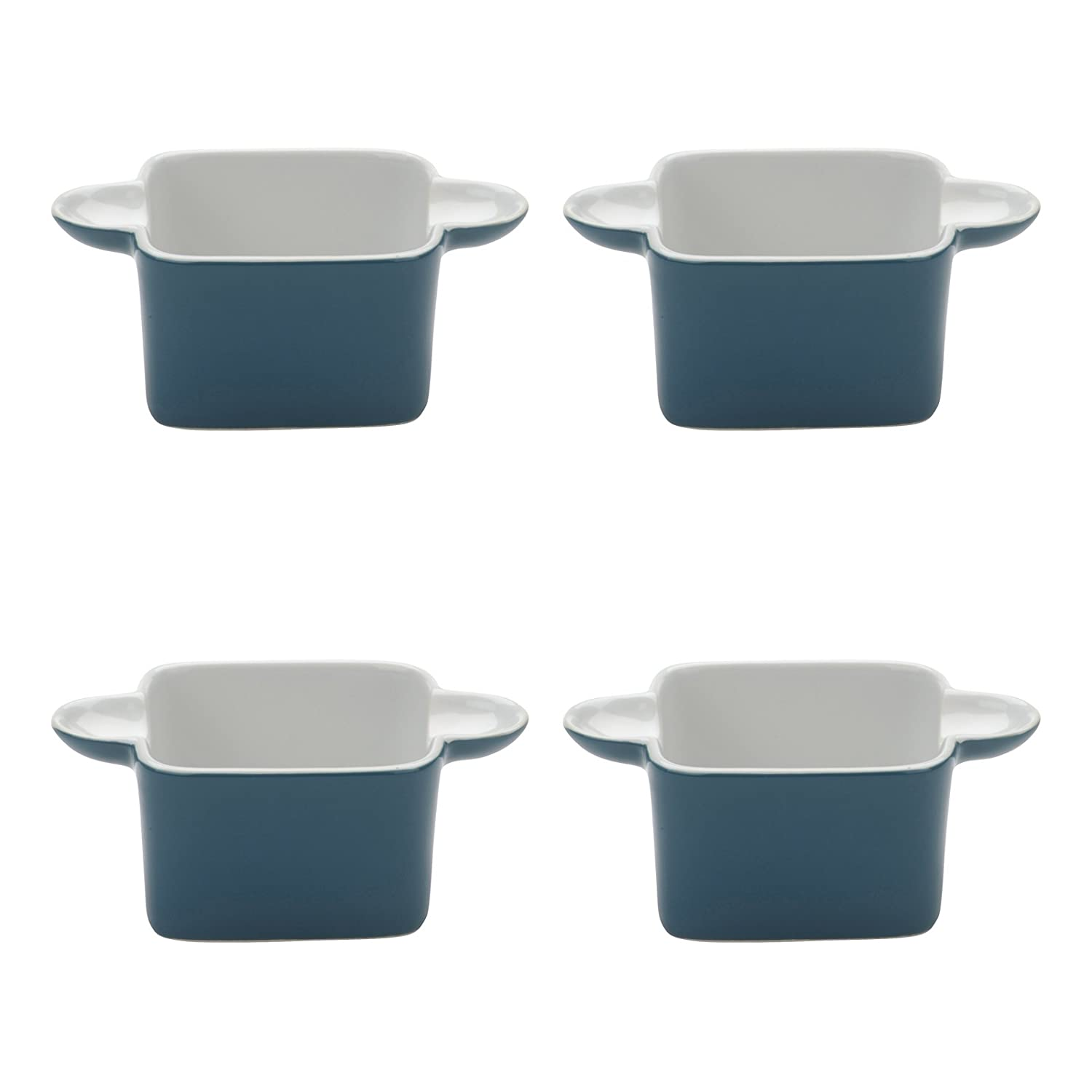 Bia Scoop Ramekin in Teal 401470+995PK4