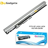 Lap Gadgets Laptop Battery For HP Pavilion 15-N208TX 4 cell PN: LA04 LAO4 728460-001 752237-001 HSTNN-DB5M HSTNN-IB6R HSTNN-UB5M