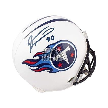 Signed Jevon Kearse Helmet - Full Size COA - JSA Certified - Autographed  NFL Helmets 18e9fc897