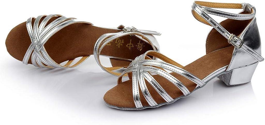 Bout Ouvert Mixte Adulte BaojunHT-Dance Shoe