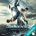 L'Insurrection (Divergente 2) Audiobook by Veronica Roth Narrated by Marine Royer