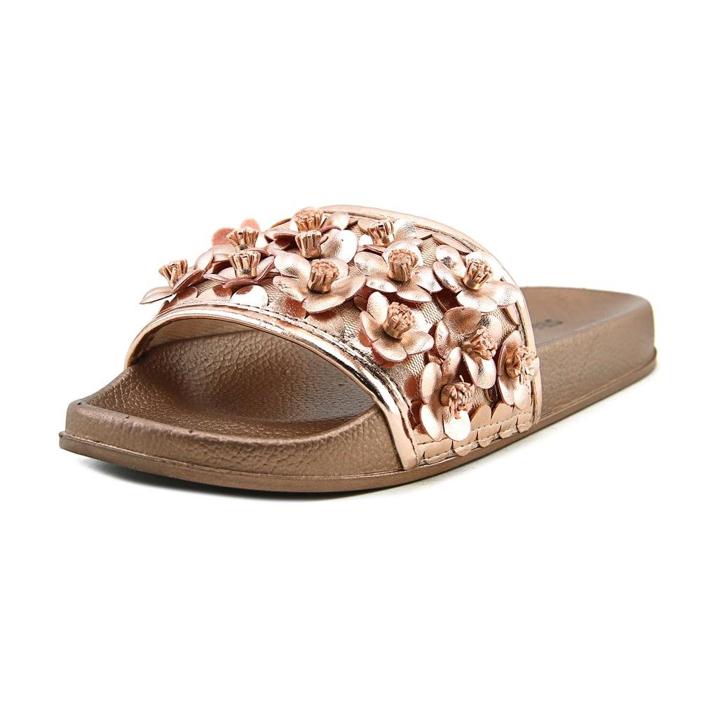 Steve Madden Women's Seema Rose Gold Sandal