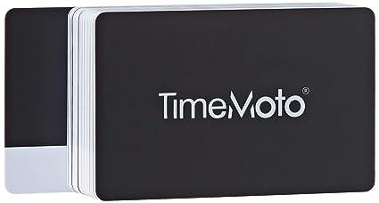TimeMoto RF-100 - Caja 25 tarjetas RFID para los terminales TimeMoto