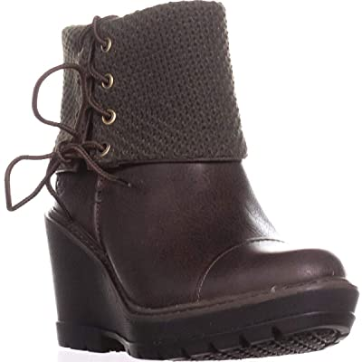 Amazon.com | Timberland Womens Kellis Mid Fold Down Boot | Ankle & Bootie