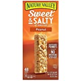 Nature Valley Sweet & Salty Peanut Granola Bars, 48 ct