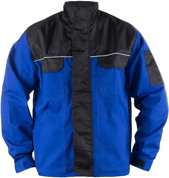 TMG® Herren Arbeitsjacke Bundjacke leichte Jacke für die