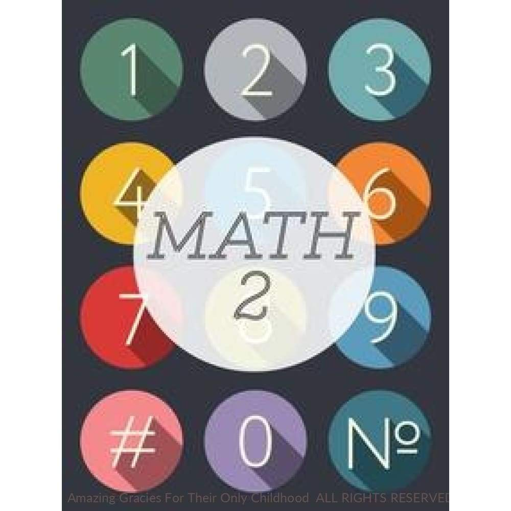 The Cambridge Academy Math 2