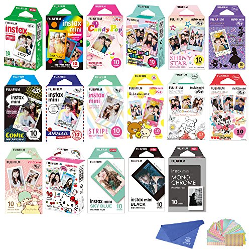 fujifilm-instax-mini-instant-film-17-set-sky-blue-black-single-monochrome-candy-pop-stained-glass-sh