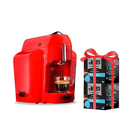 Bialetti - Mini cafetera expreso de aluminio, sistema de café de ...