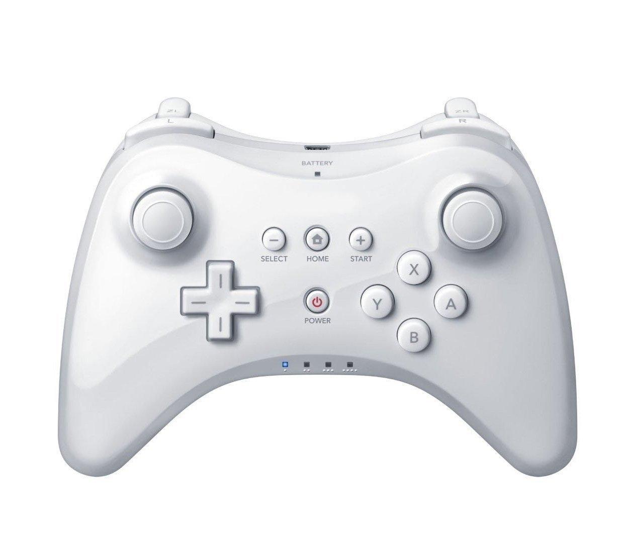KINGAR Wireless Controller Gamepad for Nintendo Wii U Bluetooth Game Controller Joystick Gamepad