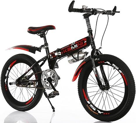 CivilWeaEU- 18/20/22 Pulgadas 6-8-10-12 años de Edad Bicicleta ...