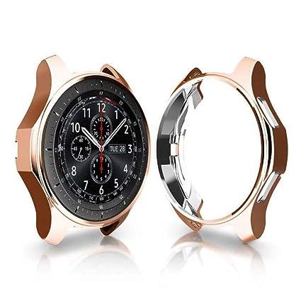 Amazon.com: Funda para Samsung Gear S4/S3 Frontier SM-R760 y ...