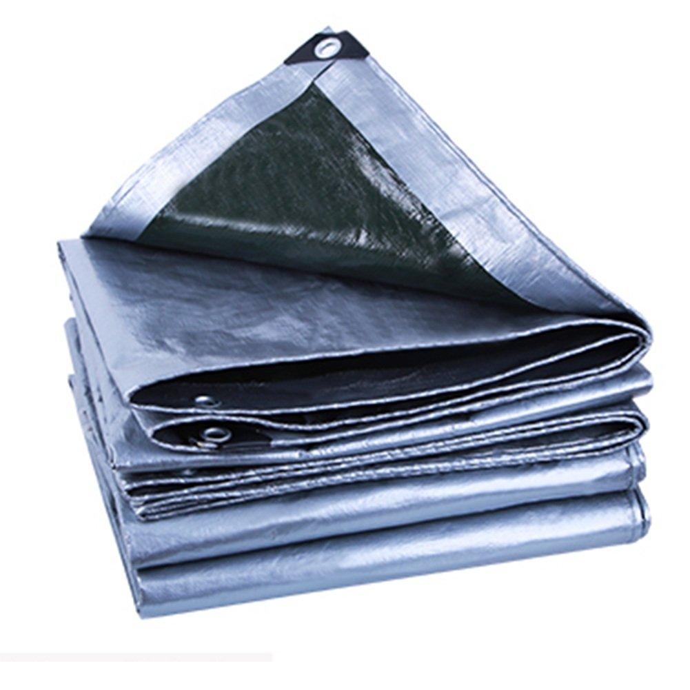 LIXIONG オーニング テント 屋外 両面防水 断熱 トラック 抗UV 、190G /㎡ 、0.25mm 、14サイズ (色 : Gray+black, サイズ さいず : 3.8 x 3.8 m) B07FYLTCL8 3.8 x 3.8 m|Gray+black Gray+black 3.8 x 3.8 m