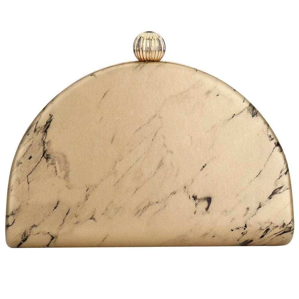 EROUGE Women Acrylic Clutch...