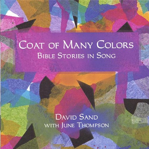 Coat Of Many Colors (David And The Coat Of Many Colors)