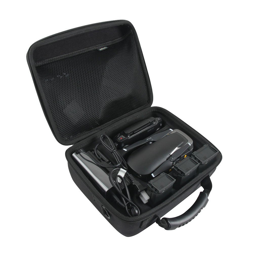 Adada Hard Travel Case Fits DJI Mavic Air Drone Quadcopter