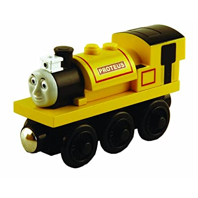 Thomas And Friends Wooden Railway- Proteus: Toys & Games