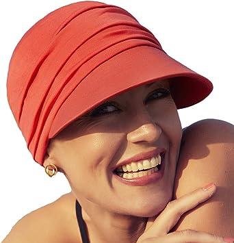 Christine Headwear Gorra oncológica Ultra transpirante Bella con ...