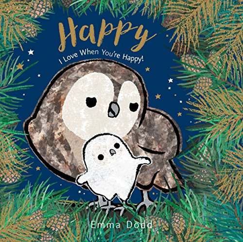 Image of Happy (Emma Dodd's Love You Books)