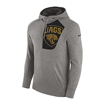 Nike NFL Jacksonville Jaguars Fly Fleece CD PO Hoodie Large