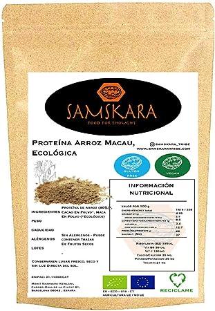 Rice Macau (Arroz + Maca + Cacao) Ecológico | BIO | Organic ...