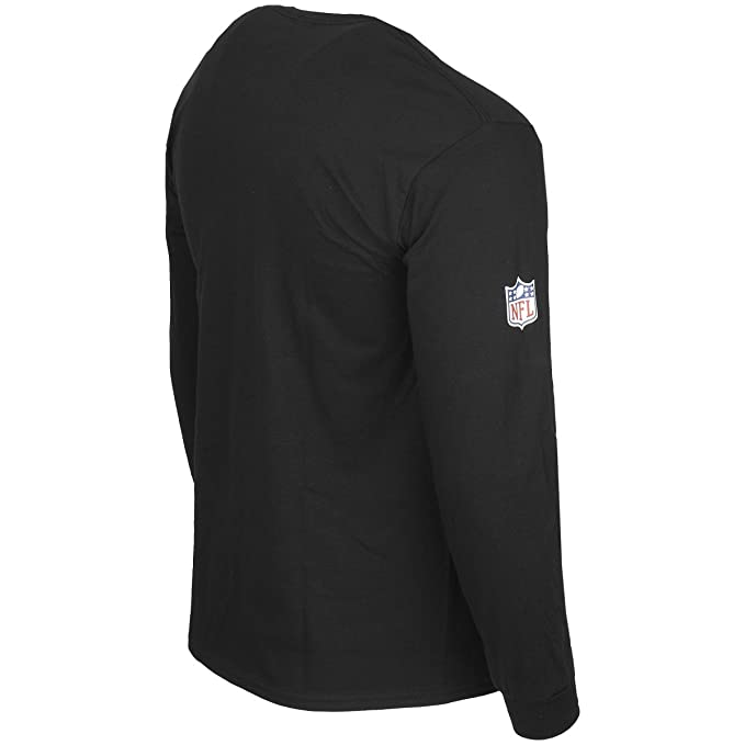 5e53eee89ac Amazon.com : Majestic Longsleeve - NFL New England Patriots Black - XL :  Sports & Outdoors
