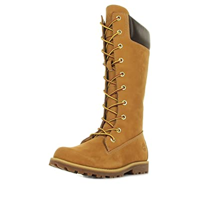 45bb6d2d9d2c Timberland Unisex Kids  Classic Tall Lace-up Boot  Amazon.co.uk ...