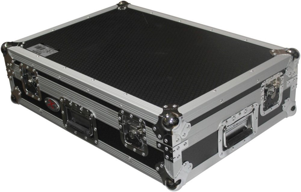 Prox xs-ddjsx-wlt designed for pioneer ddj-sx controller flight road gig ready dj case w/laptop shelf ProX Live Performance Gear XS-DDJSXWLT